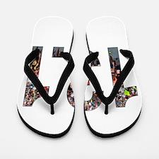 13.1 half crazy Flip Flops
