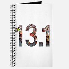 13.1 Half Crazy Journal