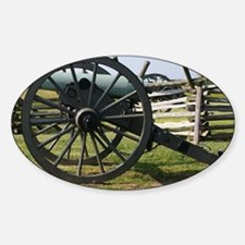 Cute Cannon Decal