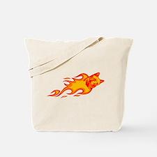 Kishu Ken Tote Bag