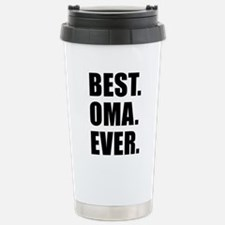 Best Ever Oma Drinkware Travel Mug