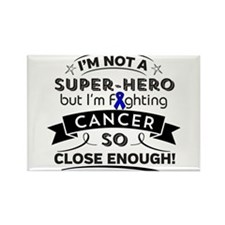 Anal Cancer Super-Her Rectangle Magnet (100 pack)