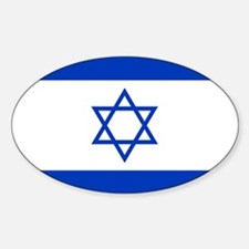 Flag Of Israel Decal