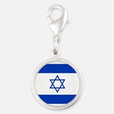 Flag Of Israel Charms