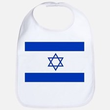 Flag Of Israel Bib