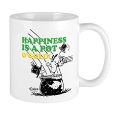 Happiness is a Pot o' Gold Mugs