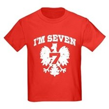 Polish Seven Year Old T