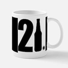 21 beer bottle Mug