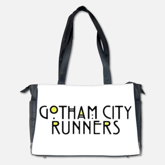 Gotham City Runners Diaper Bag