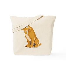 Ice Age 8-Bit Diego Tote Bag