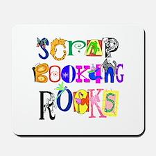 Scrapbooking Rocks! Mousepad