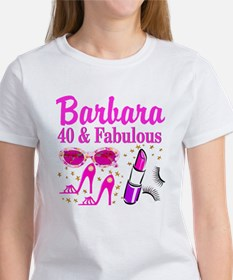 40TH PARTY GIRL Tee