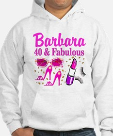 40TH PARTY GIRL Hoodie