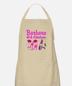 40TH PARTY GIRL Apron