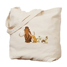 Ice Age 8-Bit Group Tote Bag