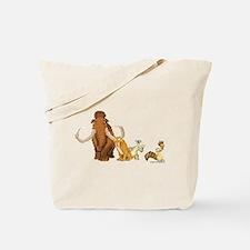 Ice Age 8-Bit Group Tote Bag