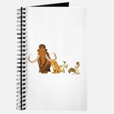 Ice Age 8-Bit Group Journal