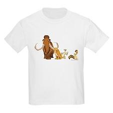 Ice Age 8-Bit Group T-Shirt
