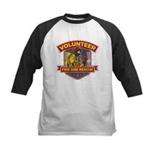 Fire and Rescue Volunteer Tee