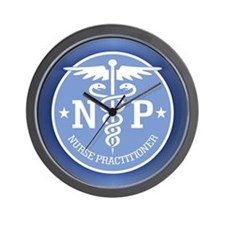 Cute Medical symbol Wall Clock