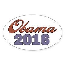 Obama 2016 Decal