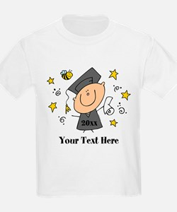 Cute Boy Graduate T-Shirt