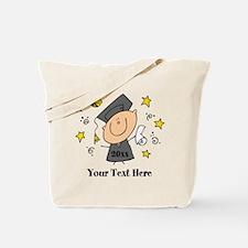 Cute Boy Graduate Tote Bag