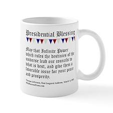 Presidential Blessing Mug