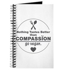 Vegan Nothing Tastes Better Than Compassio Journal