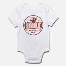 PRO BODYBUILDING Infant Bodysuit