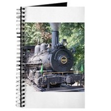 steam train close up shot Journal