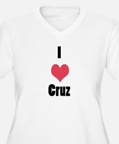 I Love (Heart) Cr T-Shirt