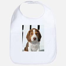 Baby Beagle Bib