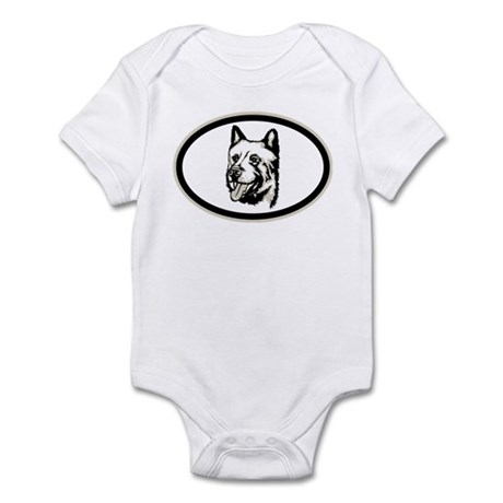 Kishu Ken Infant Bodysuit