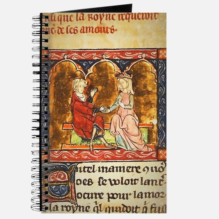 Cute Medieval Journal