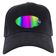 Rainbow Fractal Baseball Hat