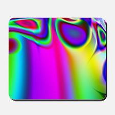 Rainbow Fractal Mousepad