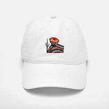 Mexican pug dog Cap