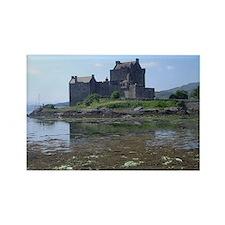 Eilean Donan Castle Rectangle Magnet