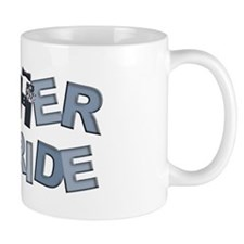 BP Letters Father of Bride Coffee Mug