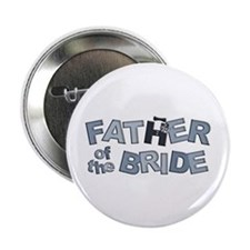 BP Letters Father of Bride Button