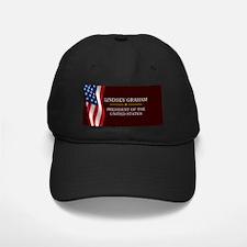 Lindsey Graham for President V3 Baseball Hat