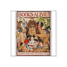 1980 Children's Book Week Sticker