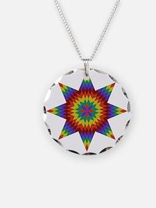 Native Stars Necklace