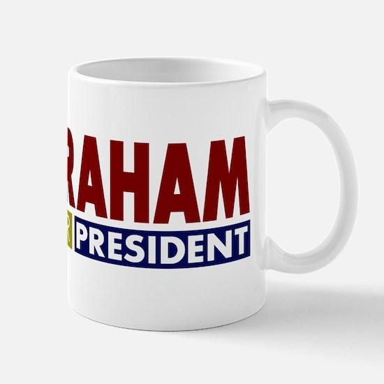 LIndsey Graham for President V1 Mug