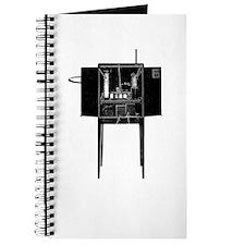 No Labels w/ Antennas Journal