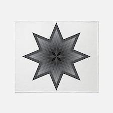 Native Stars Throw Blanket
