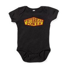 FRYBREAD POWER Baby Bodysuit