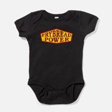 FRYBREAD POWER Baby Bodysuit