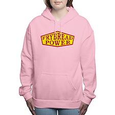 FRYBREAD POWER Women's Hooded Sweatshirt